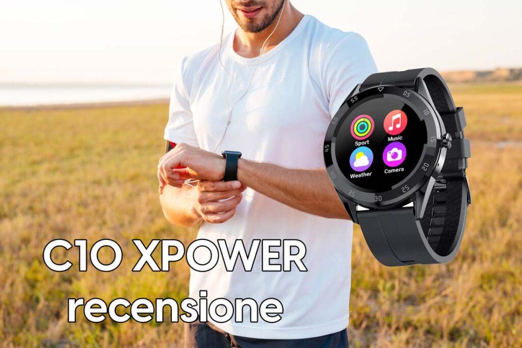 c10 xpower recensione